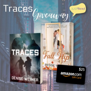 Traces JustRead Giveaway