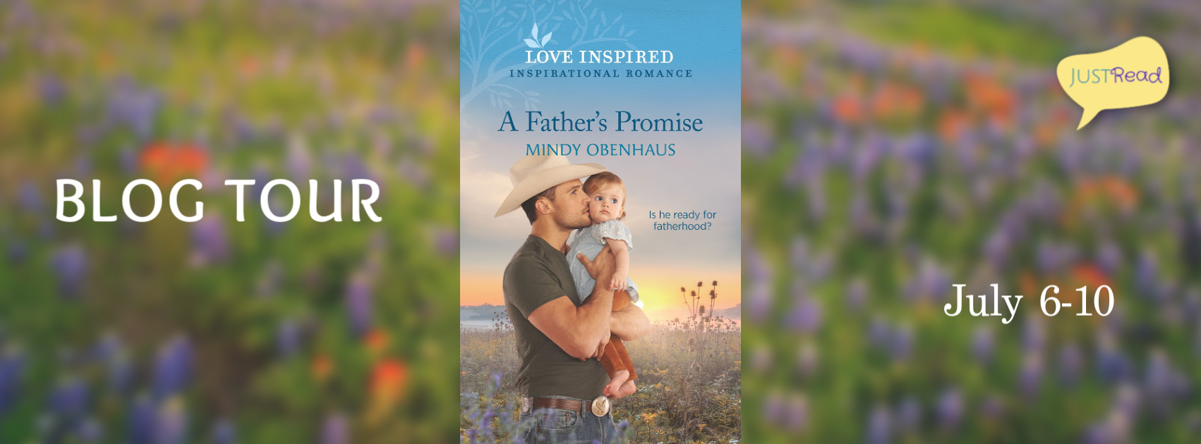 Welcome to the A Father's Promise Blog Tour & Giveaway!