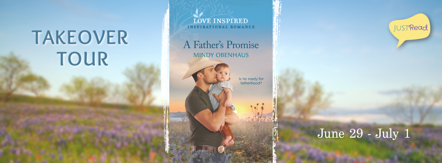 Welcome to A Father's Promise Takeover Tour & Giveaway!