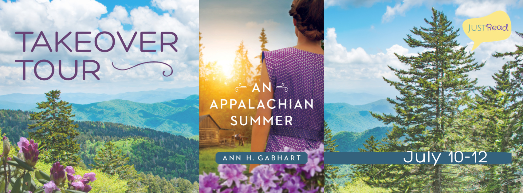 Welcome to An Appalachian Summer Takeover Tour & Giveaway!