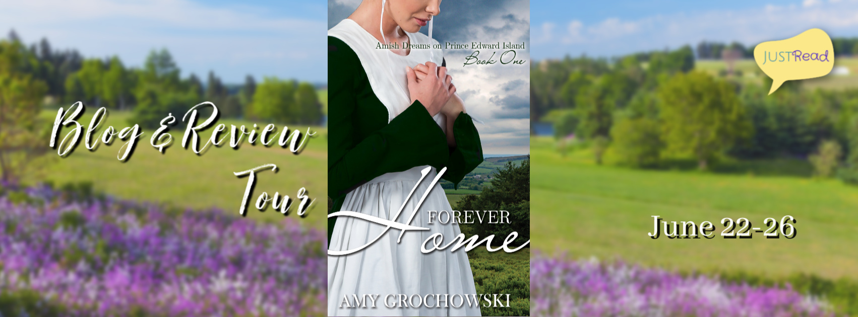 Welcome to the Forever Home Blog Tour & Giveaway!