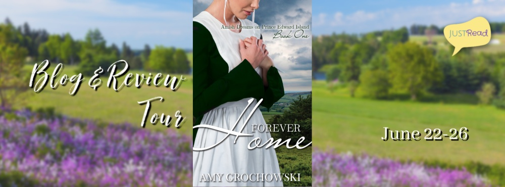 Forever Home JustRead Blog + Review Tour