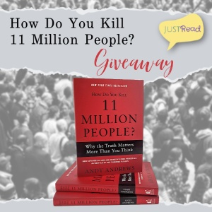 How Do You Kill 11 Million People Giveaway