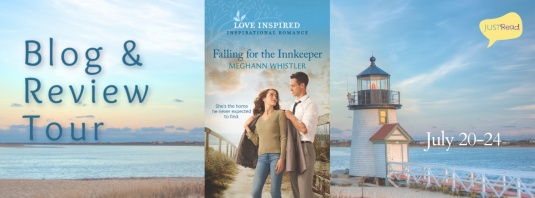 Falling for the Innkeeper Blog + Review Tour