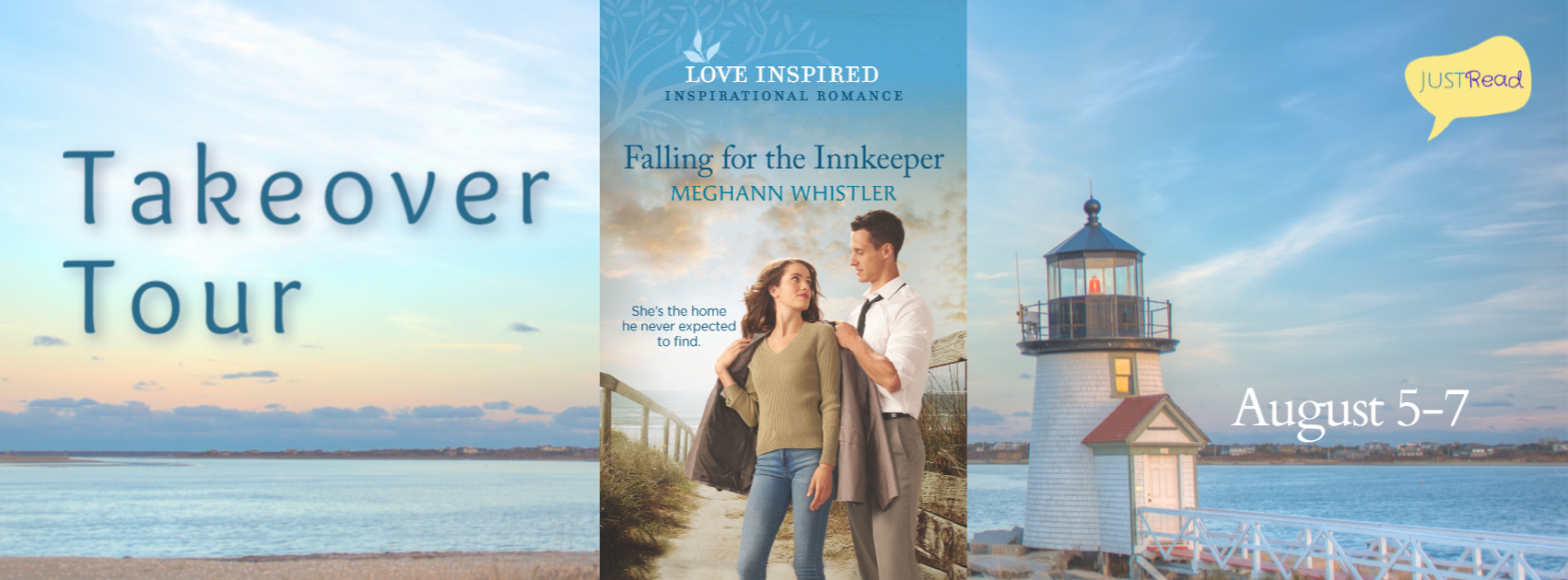Welcome to the Falling for the Innkeeper Takeover Tour & Giveaway!