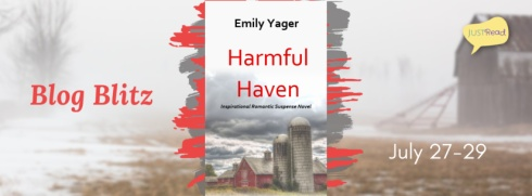 Harmful Haven JustRead Blog Blitz