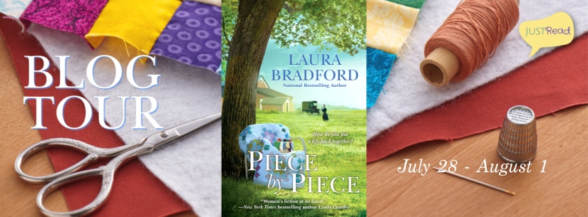 Piece by Piece JustRead Blog Tour