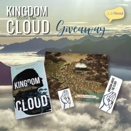 Kingdom Above the Cloud JustRead Giveaway