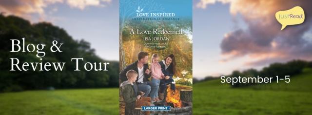 A Love Redeemed Blog + Review Tour