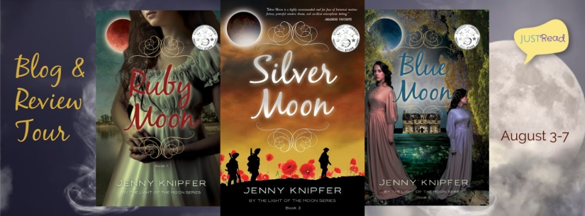By the Light of the Moon Blog Tour: Author Interview + Giveaway