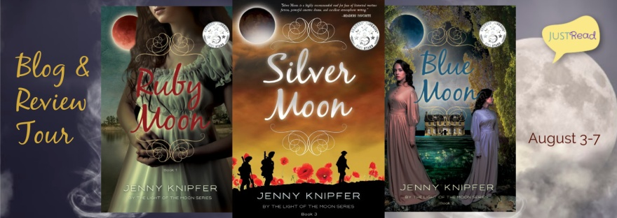By the Light of the Moon Blog + Review Tour