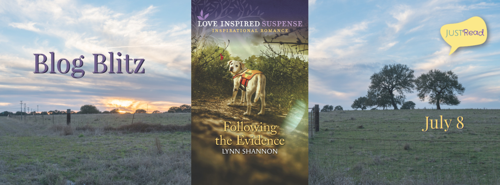 Welcome to the Following the Evidence Blog Blitz & Giveaway!