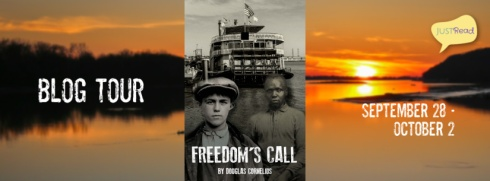 Freedom's Call JustRead Blog Tour