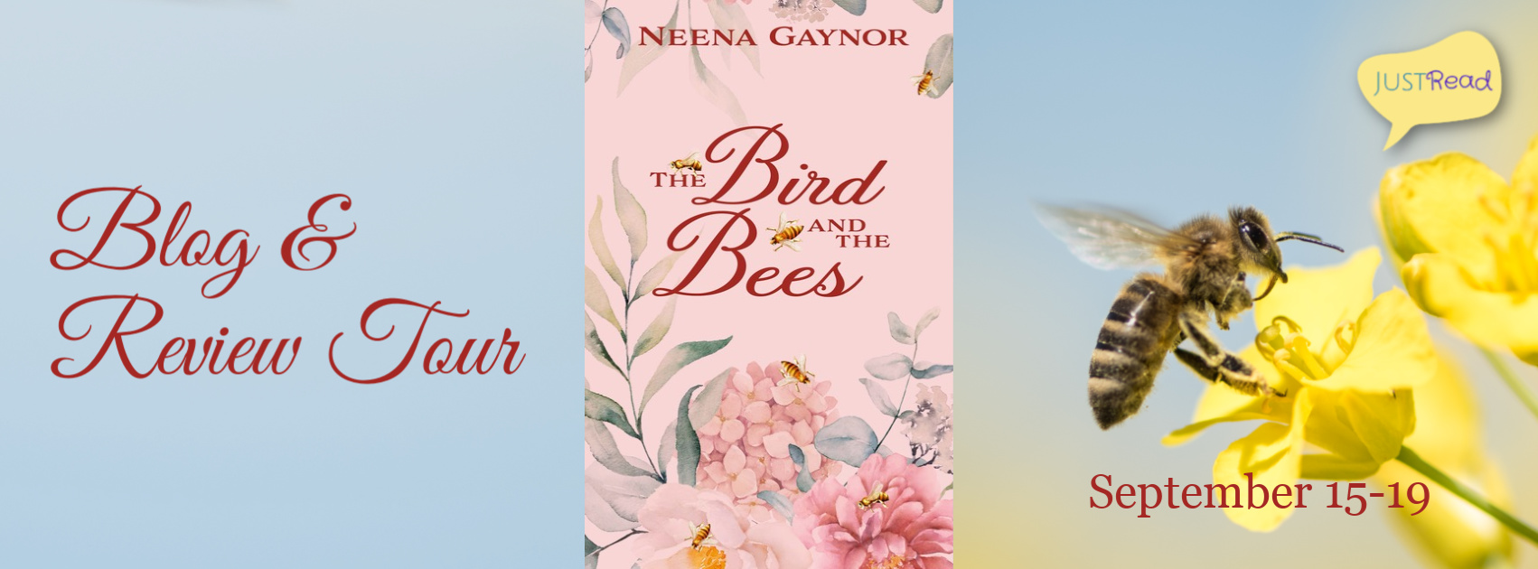 Welcome to The Bird and the Bees Blog Tour & Giveaway!