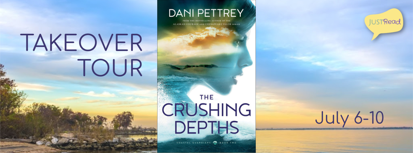 Welcome to The Crushing Depths Takeover Tour & Giveaway!
