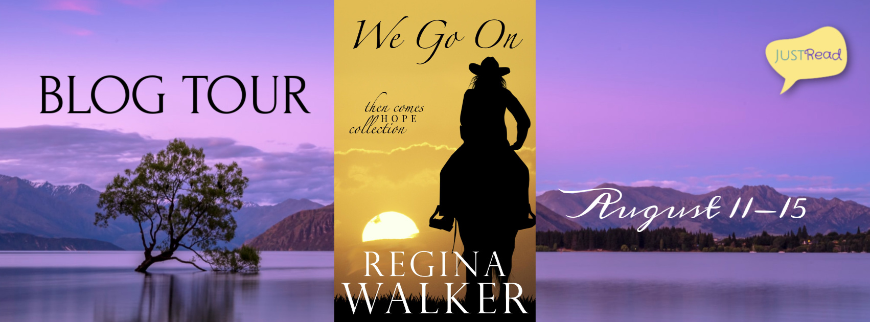 Welcome to the We Go On Blog Tour & Giveaway!