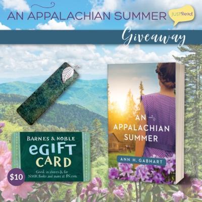 An Appalachian Summer JustRead Giveaway