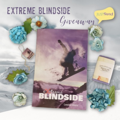 Extreme Blindside JustRead Giveaway