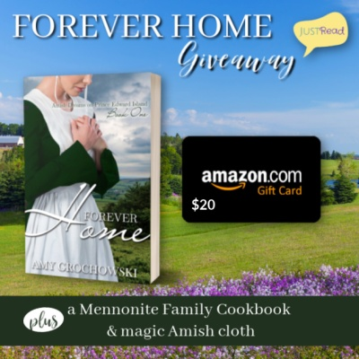Forever Home JustRead Giveaway