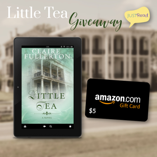 Little Tea JustRead Giveaway