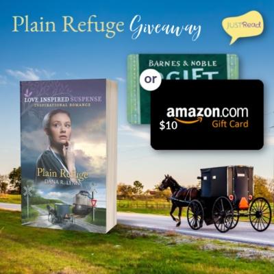 Plain Refuge JustRead Giveaway