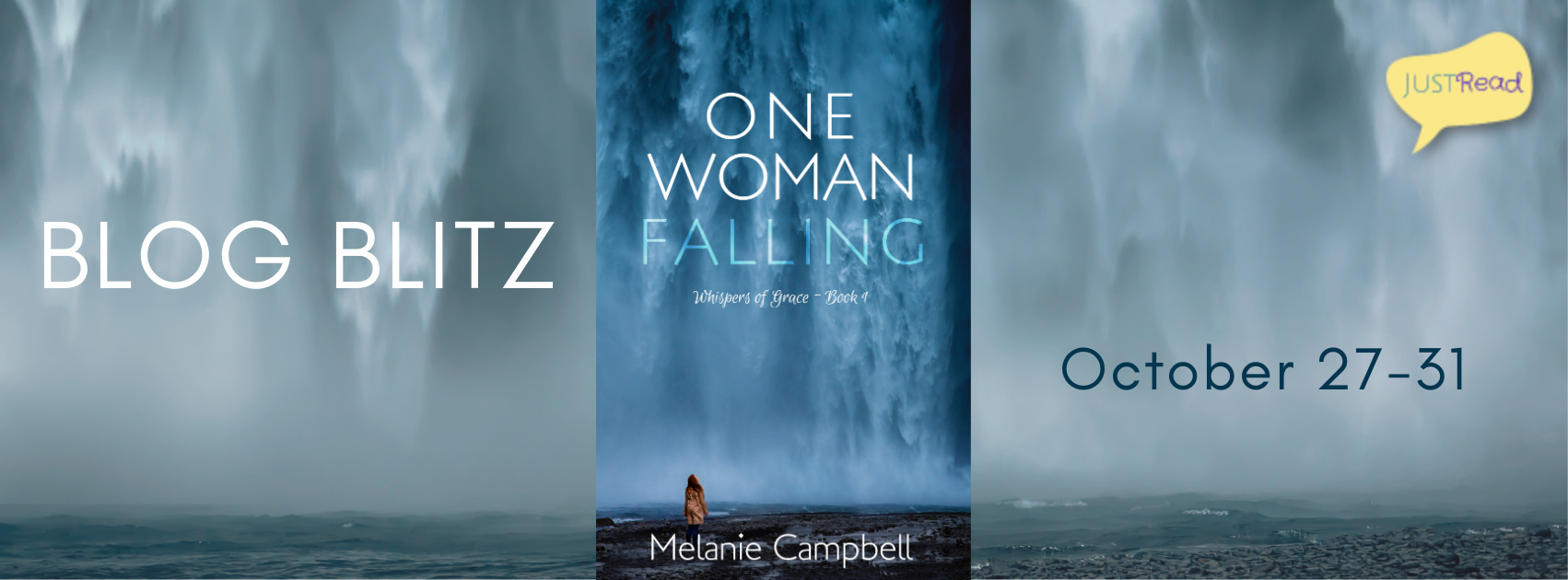 Welcome to the One Woman Falling Blog Blitz & Giveaway!