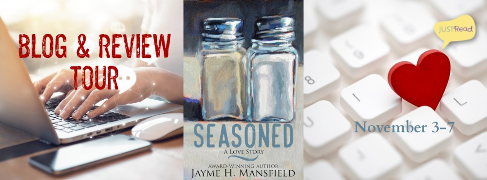 Seasoned Blog + Review Tour