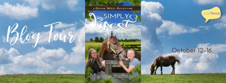 Simply West of Heaven Blog Tour