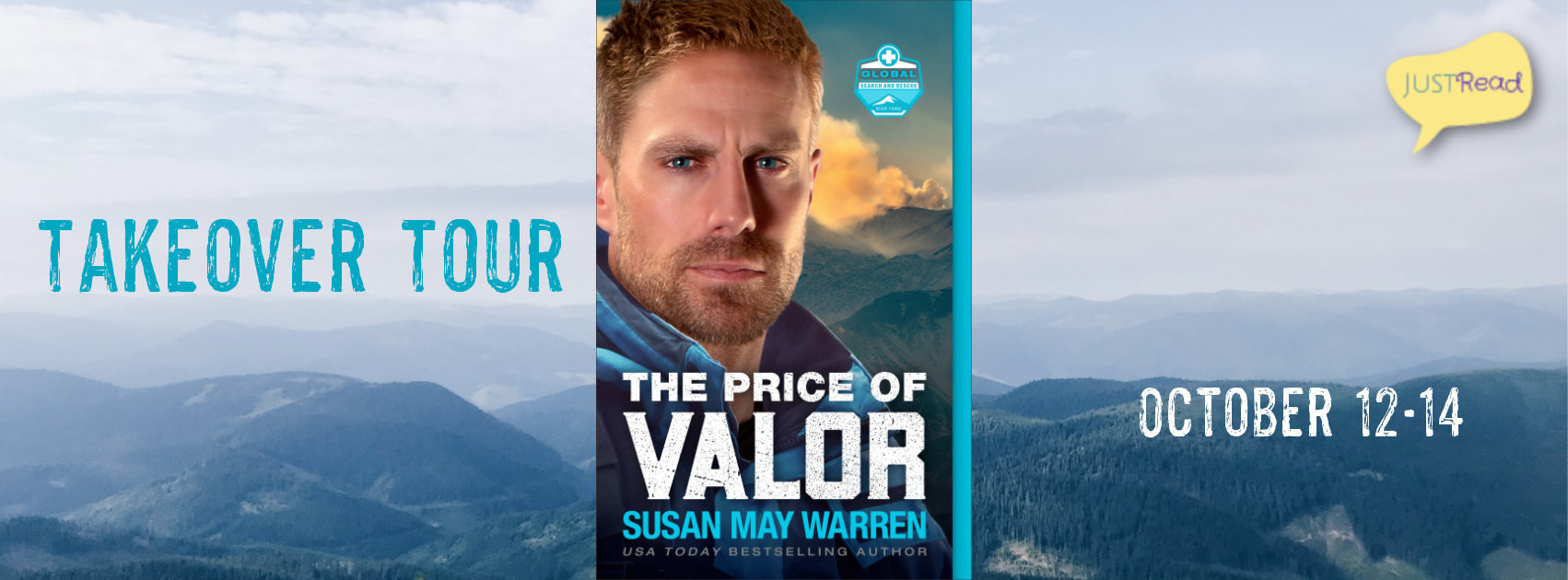 Welcome to The Price of Valor Takeover Tour & Giveaway!