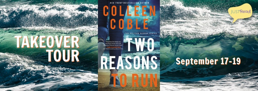 Two Reasons to Run JustRead Takeover Tour