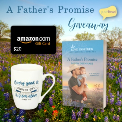 A Father's Promise JustRead Giveaway