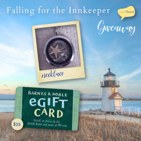 Falling for the Innkeeper JustRead Giveaway