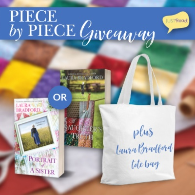 Piece by Piece JustRead Giveaway