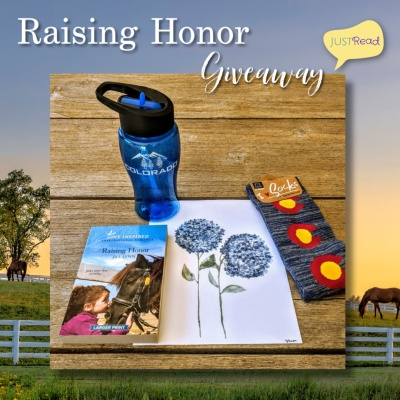 Raising Honor JustRead Giveaway