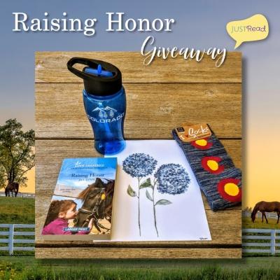 Raising Honor JustRead Giveaway