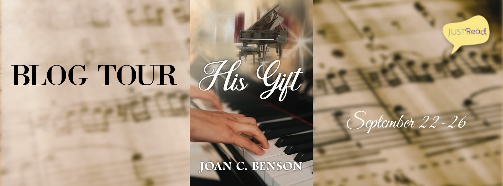 Welcome to the His Gift Blog Tour & Giveaway!