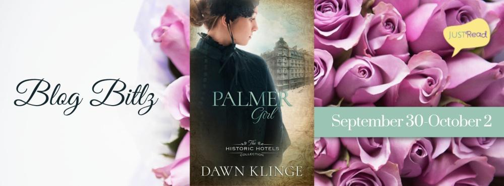 Palmer Girl Blog Blitz