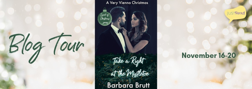 Take a Right at the Mistletoe Blog Tour