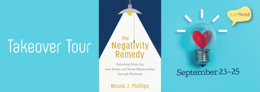 The Negativity Remedy JustRead Takeover Tour