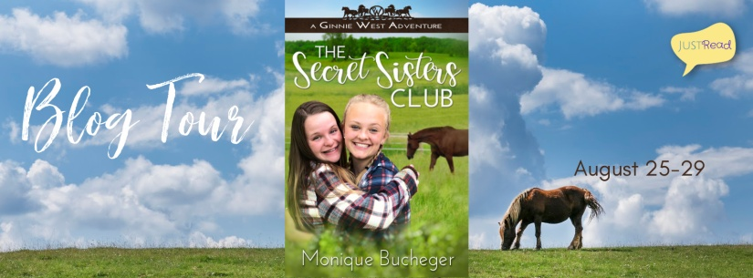 The Secret Sisters Club Blog Tour: Author Interview + Giveaway