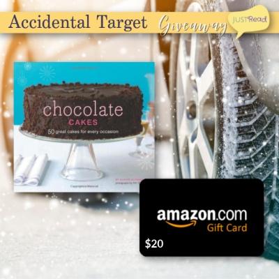 Accidental Target JustRead Giveaway