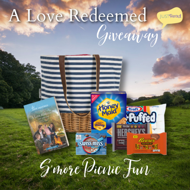 A Love Redeemed JustRead Giveaway