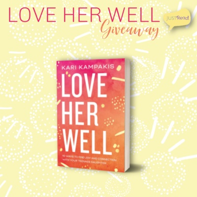 Love Her Well JustRead Giveaway