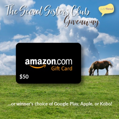 The Secret Sisters Club JustRead Giveaway