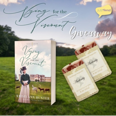 Vying for the Viscount JustRead Giveaway