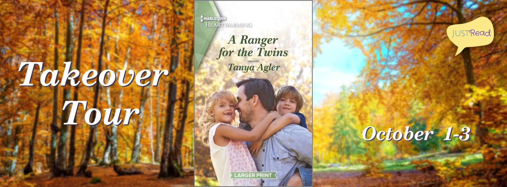Welcome to the A Ranger for the Twins Takeover Tour & Giveaway!