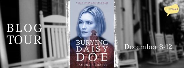 Burying Daisy Doe Blog Tour