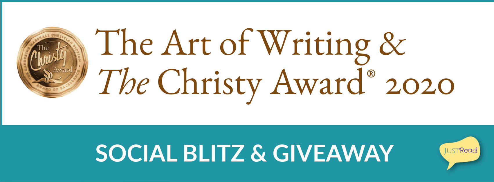 Welcome to The Art of Writing & The Christy Awards Webinar Series Giveaway!