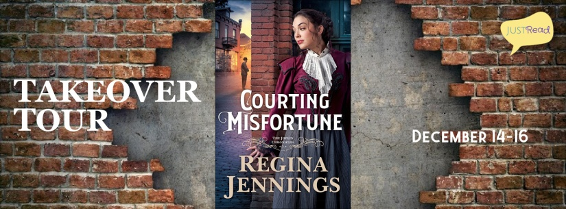 Courting Misfortune JustRead Takeover Tour