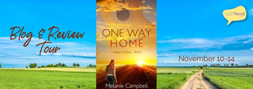 One Way Home Blog + Review Tour